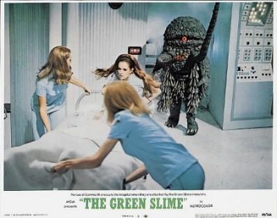 Green Slime - Lobby Card 5, 1969