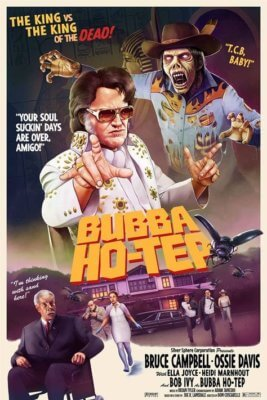 Bubba Ho-Tep Alternative Poster
