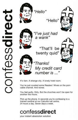 Confess Direct