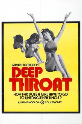 Deep Throat - movie poster