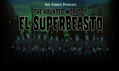 El Superbeasto - zombies
