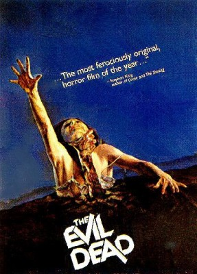 The Evil Dead - poster