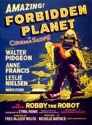 Forbidden Planet - Poster