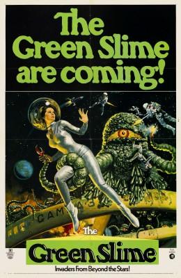 Green Slime - Poster