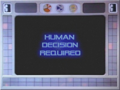 Human Decision Required