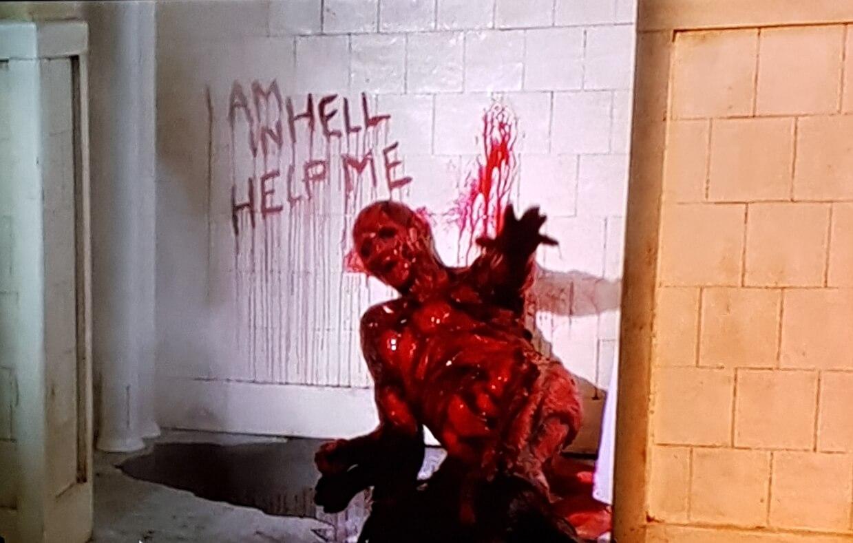 I Am In Hell Help Me Hellraiser 2 Liber Elmeri