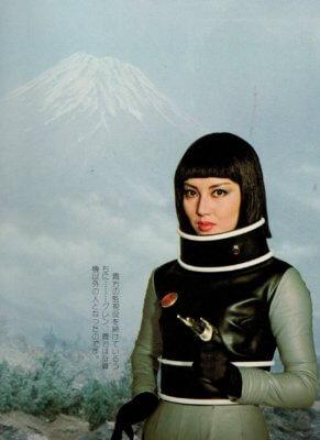Kumi Mizuno 水野久美 — Invasion of Astro-Monster - 1965