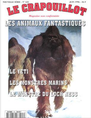 Le Crapouillot, nouvelle série, no 123 : Les animaux fantastiques