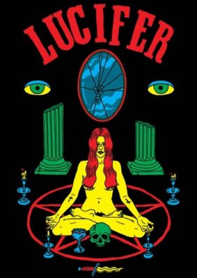 Lucifer in Full Color