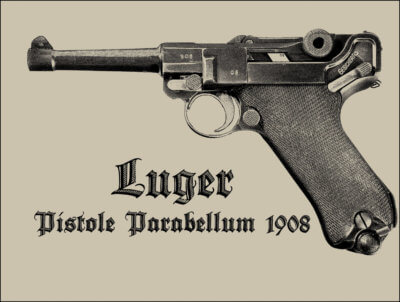 Luger Parabellum 1908