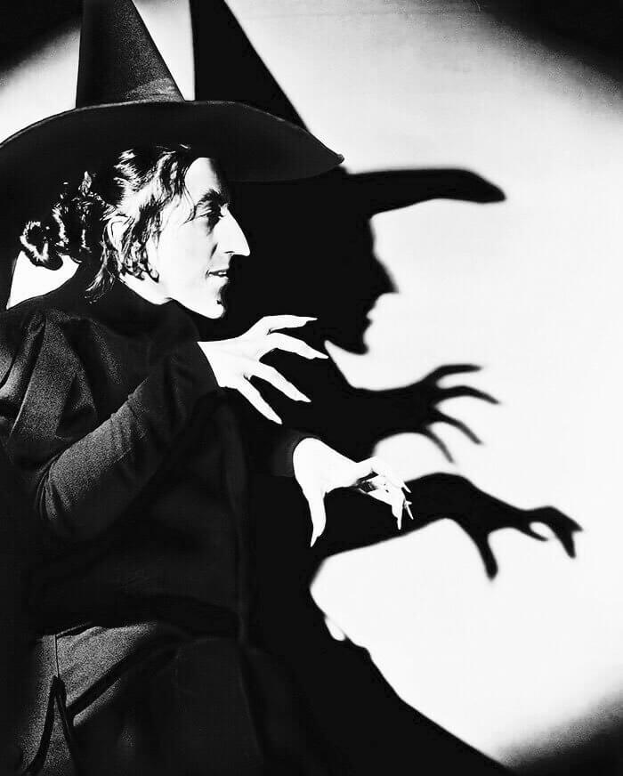 Margaret Hamilton - The Wizard of Oz - 1939
