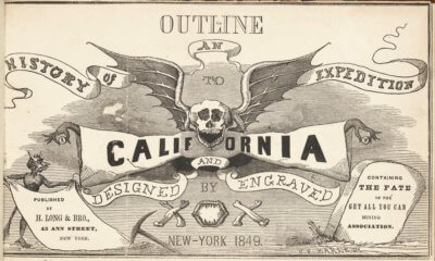 Outline - An History of Expedition to California