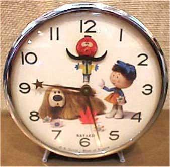 Pollux Clock
