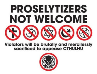 proselytizers-not-welcome-cthulhu