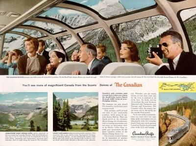 Railroad Ad