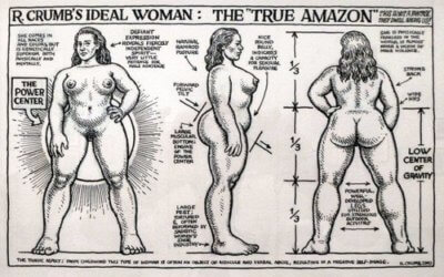 Robert Crumb's Ideal Woman: The True Amazon