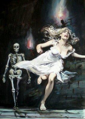 Skeleton - Run
