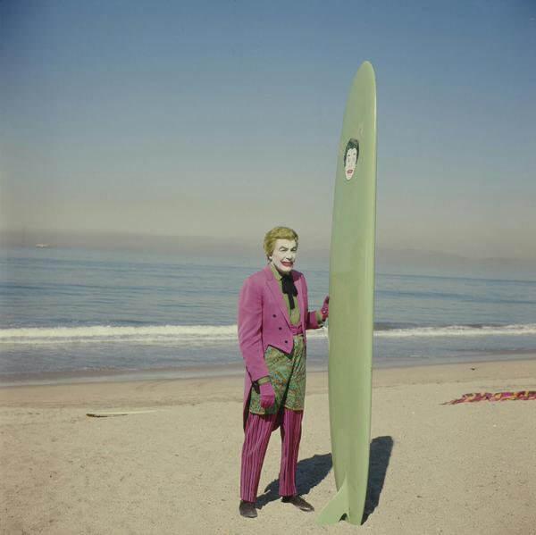 Surfing Joker