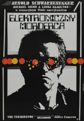Elektroniczny Morderca - Terminator
