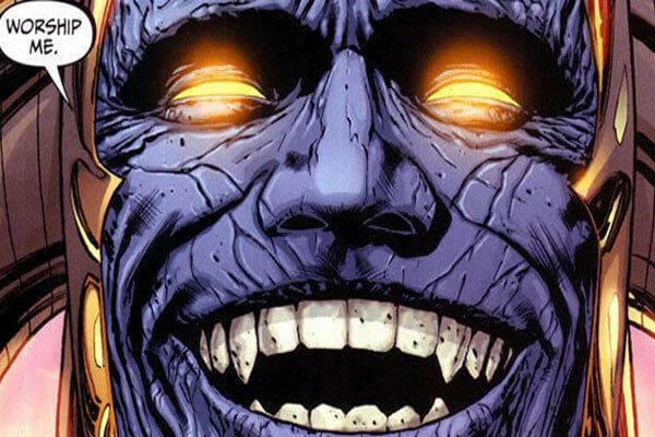 Thanos — Worship Me