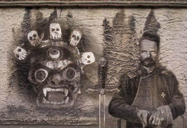 Baron von Ungern - God of War