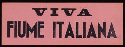Viva Fiume Italiana