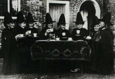 The Witches' Tea